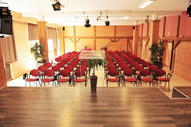 Salle de séminaire en Haute Savoie