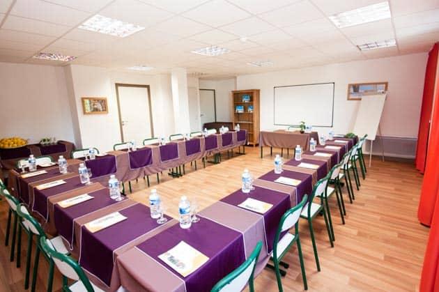 salle seminaire à Valloire Savoie