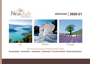 Brochure de présentation des Séminaires Neaclub