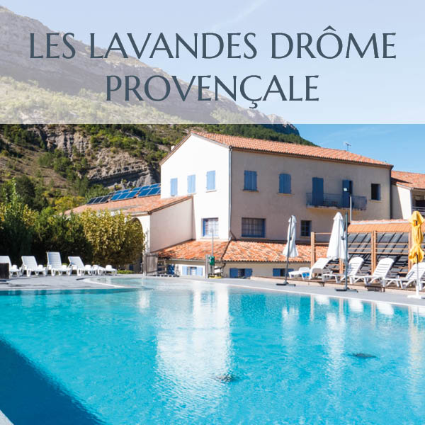 Les Lavandes Drôme Provençale