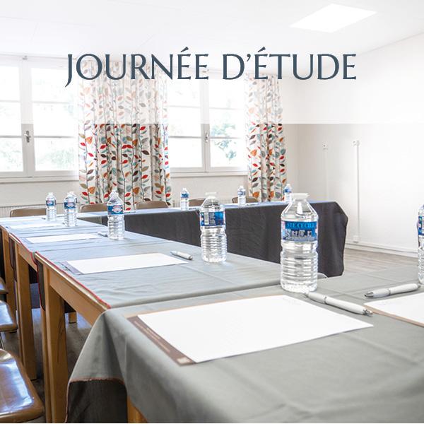 Journée d'étude en Rhône Alpes